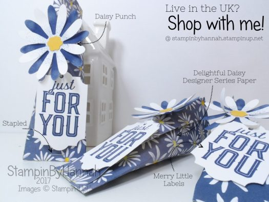 Stampin' Up! OnStage Sour Cream Team Gifts handcream Just for you Thoughtful Thursday using Stampin' Up! products