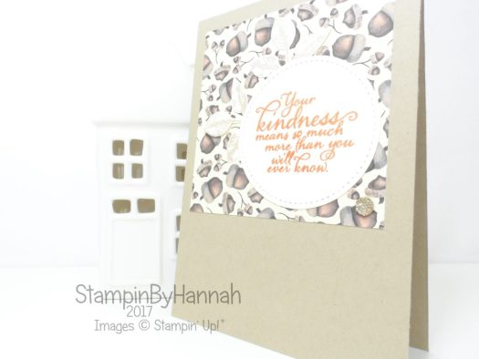 Make It Monday Customer Thank You Cards using Painted Harvest from Stampin' Up!