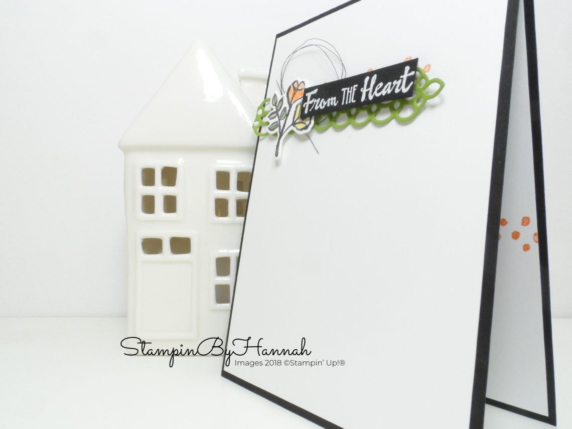 How to use a blender pen with Petal Palette from Stampin' Up!