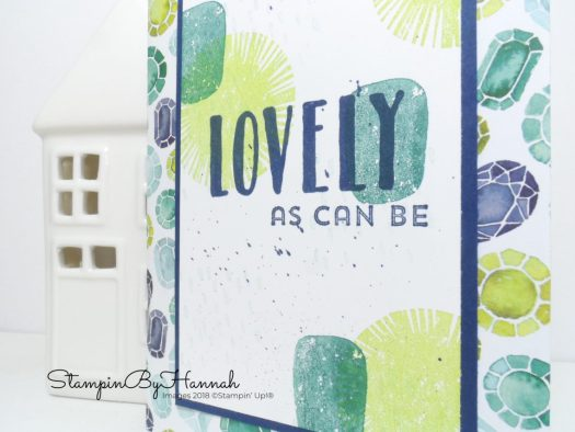 How to make a Gratitude Journal using Designer Series Paper with Naturally Eclectic from Stampin' Up!
