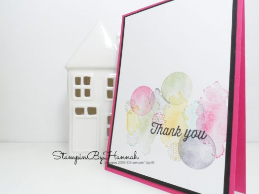 Stamp Layering Video Tutorial with Eclectic Expressions from Stampin' Up!