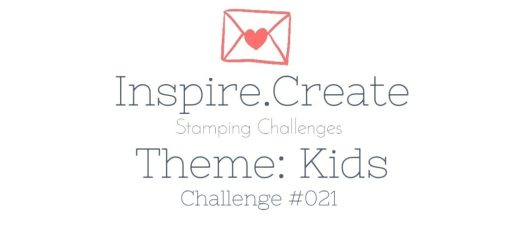Inspire.Create.Challenge Theme Challenge Kids Cards