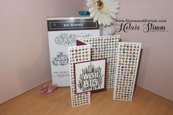 Fancy Gate Fold card using Share What You Love from Stampin' Up!