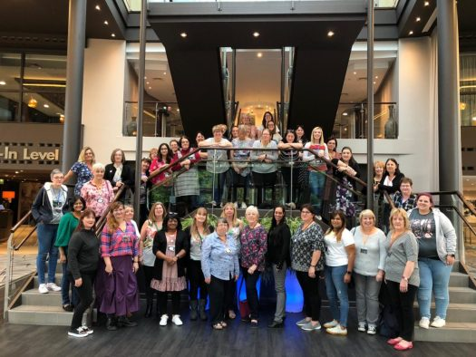 Pootlers Team Photo September 2018