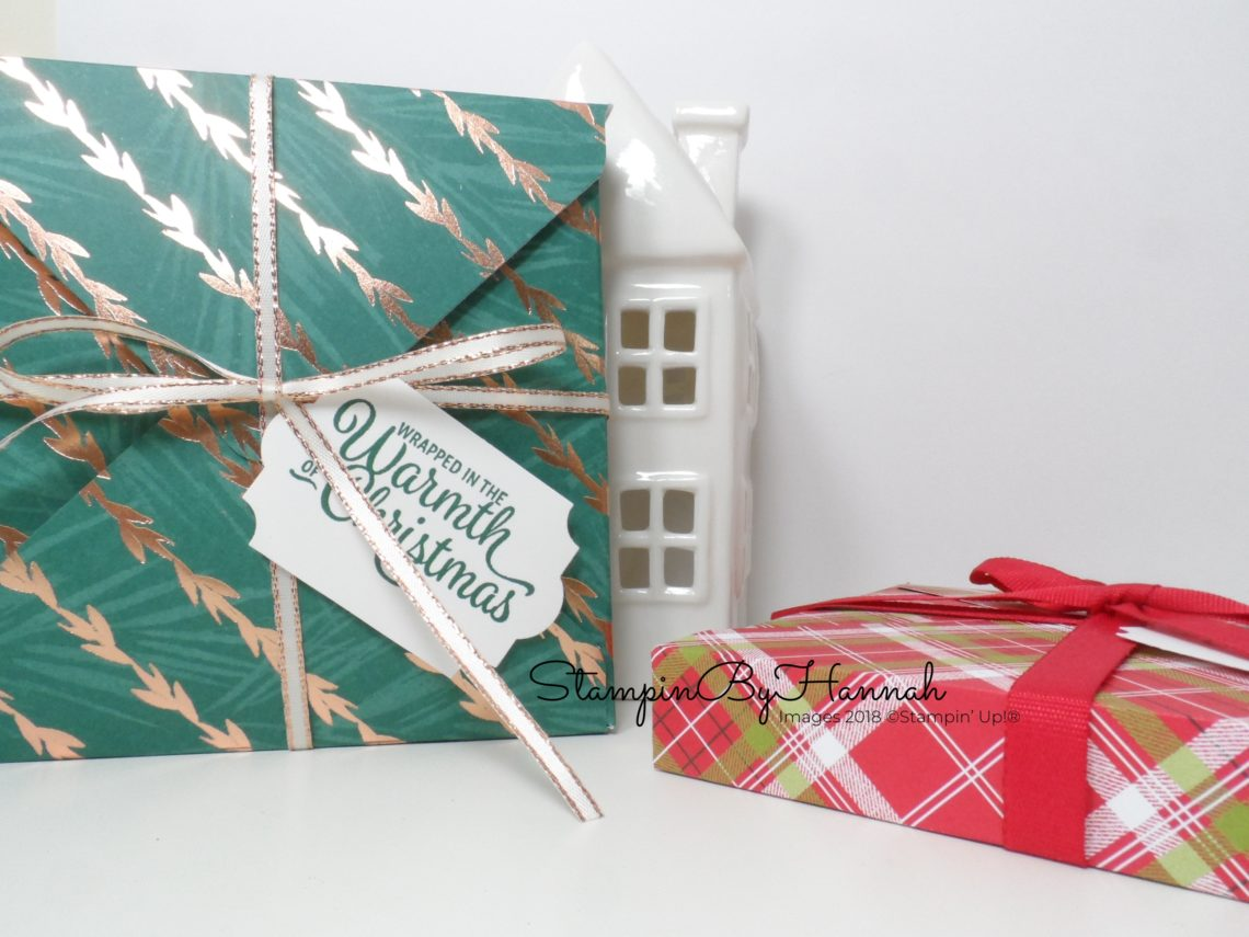 Christmas Countdown Giant Tealight Box Video Tutorial