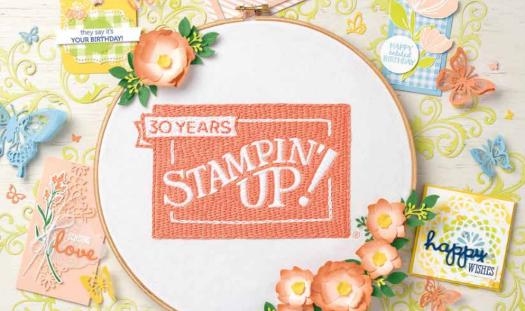 Stampin' Up! Spring Summer Catalogue