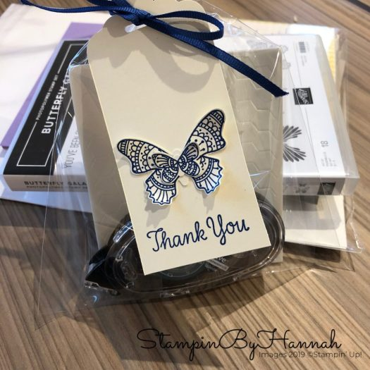 Stampin' Up! Class Kit