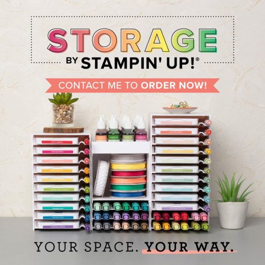 How to order Storage by Stampin' Up! with StampinByHannah