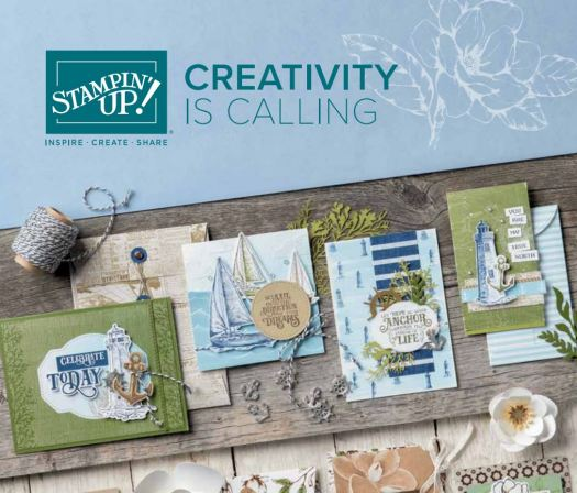 Stampin' Up! 2019 Annual Catalogue