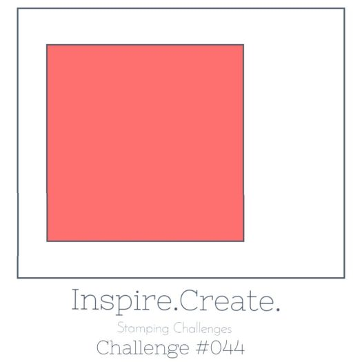 Inspire.Create.Challenge 044 Sketch Challenge Cardmaking
