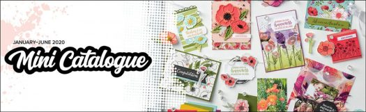Stampin' Up! Spring Summer Catalogue 2020