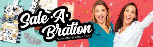 Stampin' Up! Sale-a-bration 2020