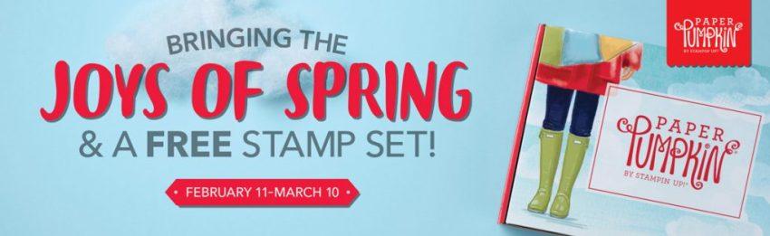 Stampin' Up! News 2-26