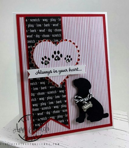 sympathy card for a pet