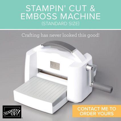 Stampin Cut Emboss Machine