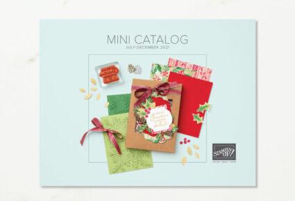 July - December Mini Catalog Is Live