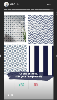 Guest Bathroom Update! One Room Challenge from StampinFool.com