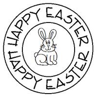Freebie Easter Digi Stamps Stamping