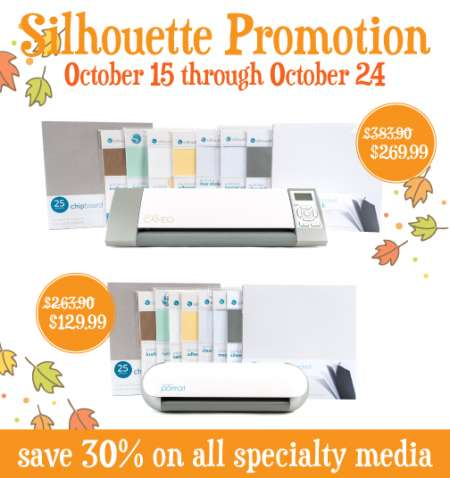 promo and product review: silhouette specialty media