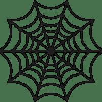 Freebie: Spider Web Die Cut