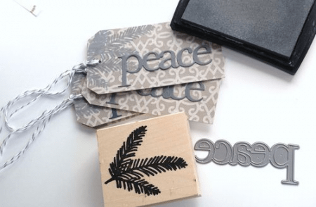 Project: Recycled Tags