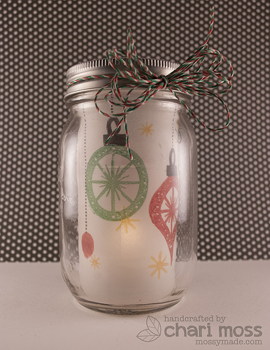 Project: Luminary Jars