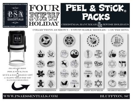 New Release: PSA Holiday Stamps