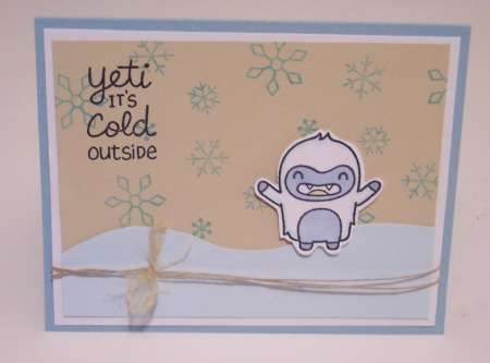 Project: Yeti Card