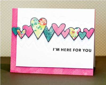 Project: Glossy Valentine Card