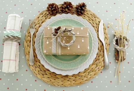 Project and Template: Paper Napkin Rings