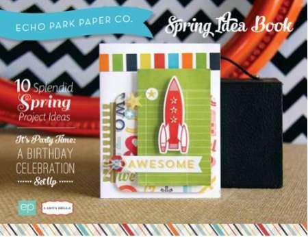 Freebie: Paper Crafting Ideas Book