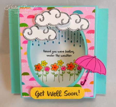 Project: Shadow Box Card
