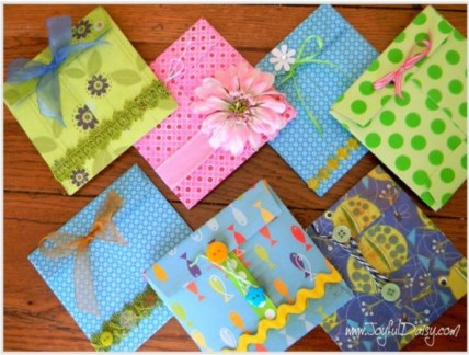 Freebie and Project: DVD Envelope
