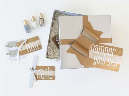 Project: Pamper Box for Mom