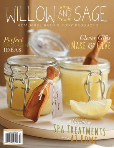 Magazine Review and Giveaway: Willow and Sage - Bath and Body