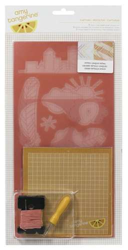 Trends: Stitched Cards