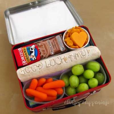Horizon Lunchbox Meal with Embossed Wrap