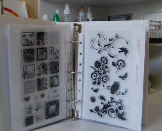Attirant 2  Wood Mounted Stamp Storage From Nichol Magouirk