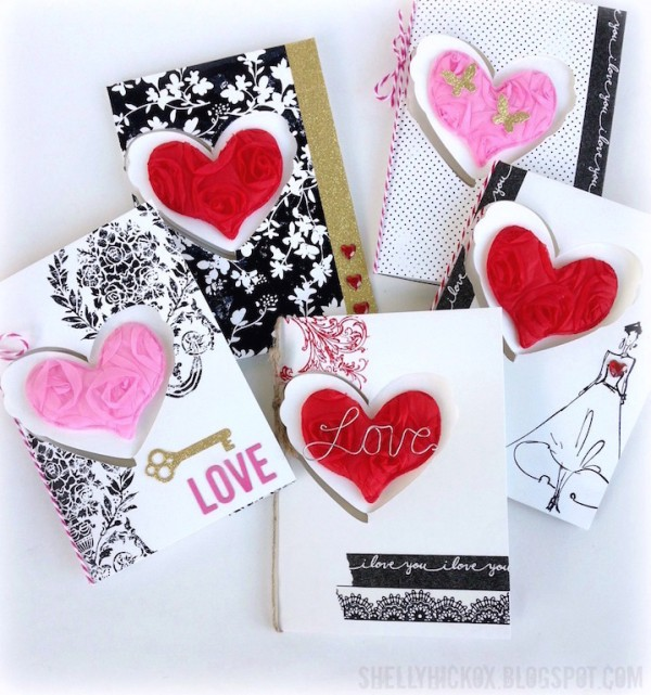 Projects: Valentine's on a Budget