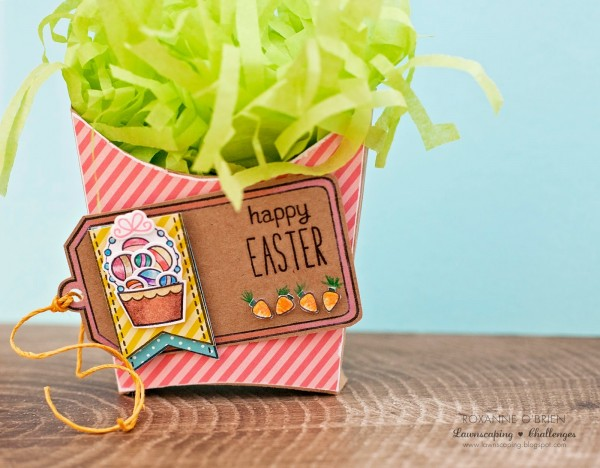Project: Easter Treat Box