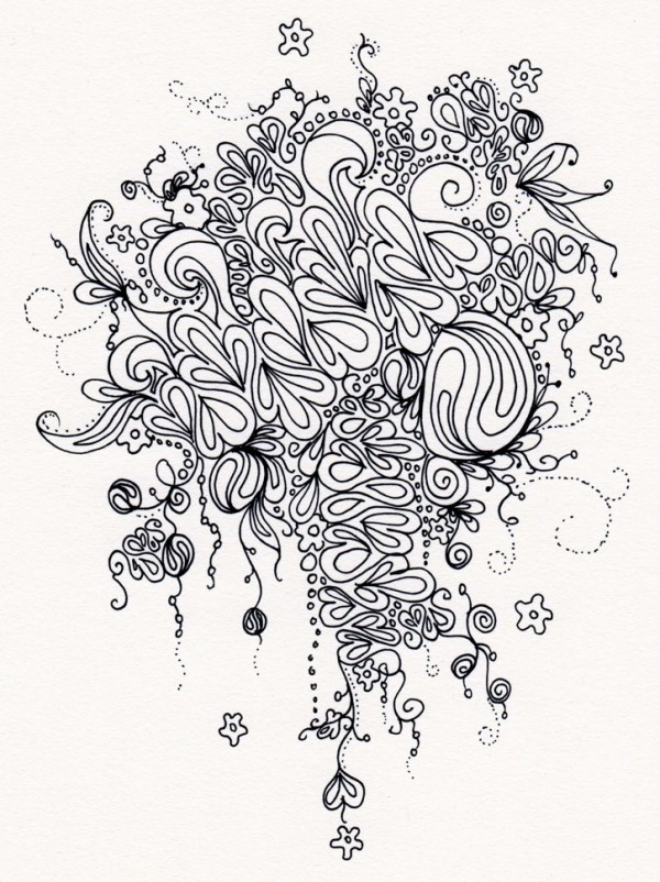 Giveaway and Freebie: The Artful Mandala Coloring Book