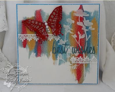 Project: Embossing Powder Card