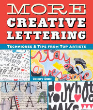 Book Review: More Creative Lettering