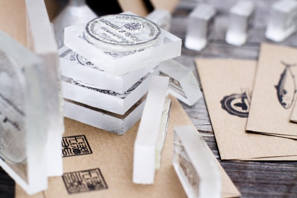 Product Review: Custom Stamps from Standard Stamp