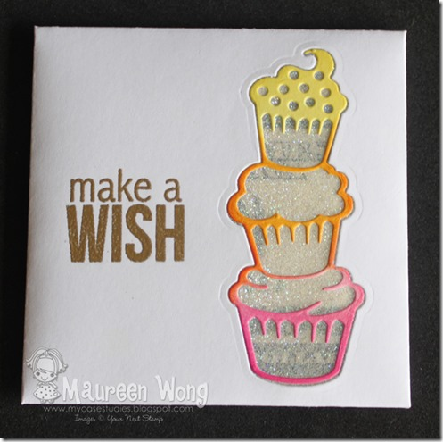 Projects: Birthday Cards