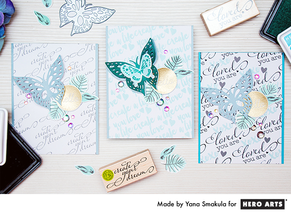 Tips: Stamping with Sentiments