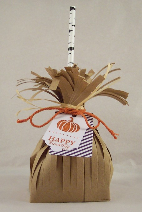 Review and Giveaway: Stampin' Up Paper Pumpkin Kit for September