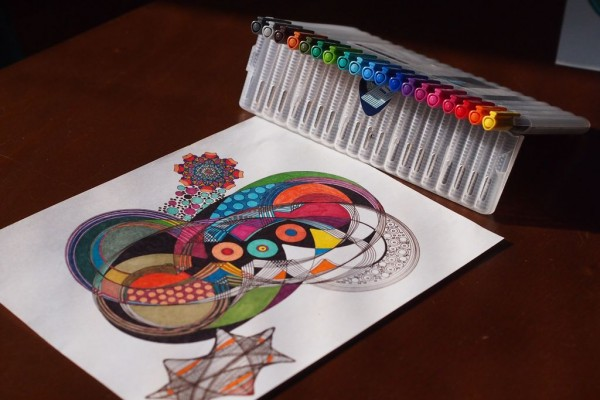 Project: Spirograph Cards