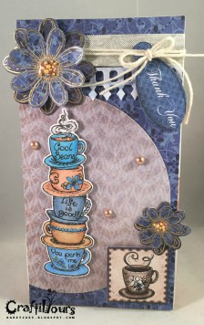 Project: Decorated Coffee Bag