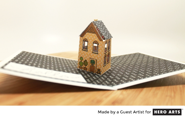 Project: House Pop Up Card